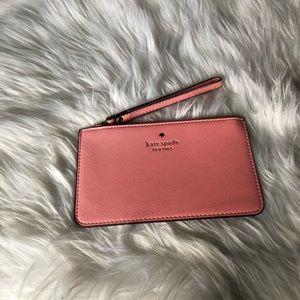 Handbags - Kate Spade Pink Wristlet